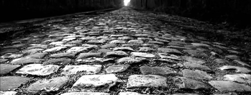 Tour of Flanders cobbled route